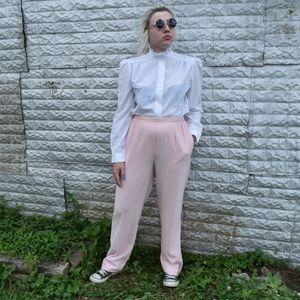 Draper's & Damon's Pastel Pink Pants